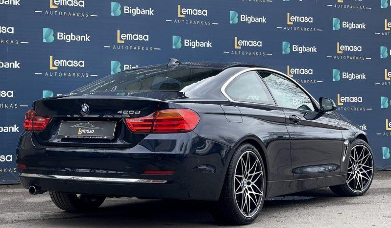 BMW 420 full