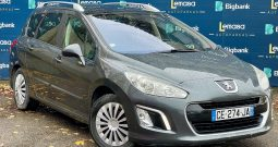 Peugeot 308, 1.6 l., universalas