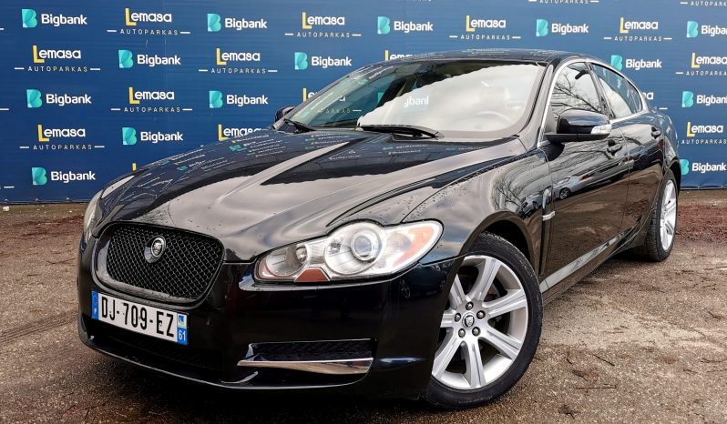 Jaguar XF full