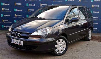 Peugeot 807 full