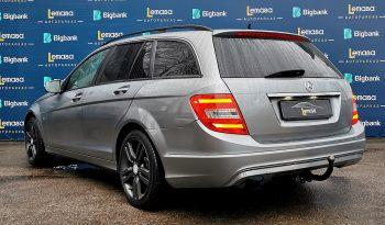 Mercedes Benz C200 full