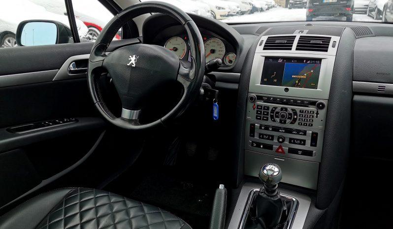 Peugeot 407 Rc Line full